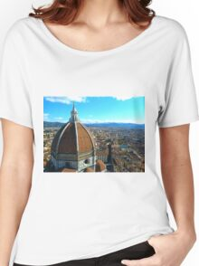 florence, italy Women's Relaxed Fit T-Shirt