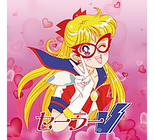 Code Name Sailor V Photographic Print