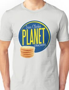 Isaac Clarke's Planet Crackers Unisex T-Shirt