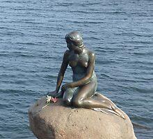 The Little Mermaid - Copenhagen, Denmark by waynebolton