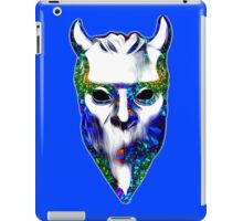NAMELESS GHOUL - devil church iPad Case/Skin