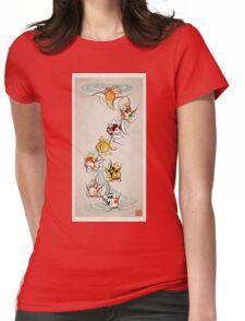 Fancy Magikarp Womens Fitted T-Shirt