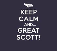 Keep Calm and... Great Scott! Unisex T-Shirt