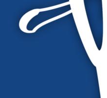 Major League Birds Sticker