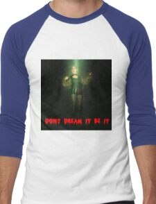 RHPS Rocky Horror Picture Show Men's Baseball ¾ T-Shirt