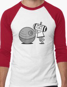 Katamari Trooper Men's Baseball ¾ T-Shirt