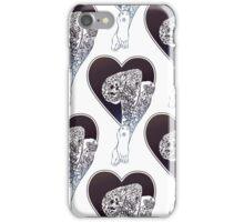 LEGS IN MY HEART iPhone Case/Skin