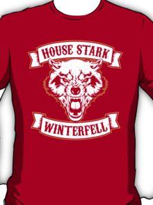 House Stark - Winterfell T-Shirt