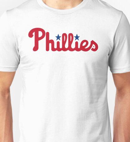 philadelphia phillies baseball club Unisex T-Shirt