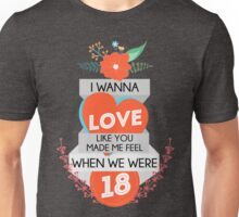 One Direction: Four - 18 Unisex T-Shirt