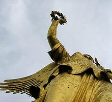 Siegessäule - Berlin Victory Column by Ludwig Wagner