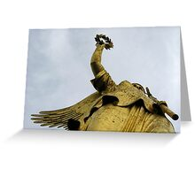 Siegessäule - Berlin Victory Column Greeting Card