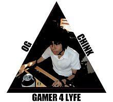 OG CHINK GAMER FOR LYFE by Chrisololz