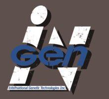 Ingen Logo by Adho1982