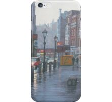TOO WET TO BEG  iPhone Case/Skin