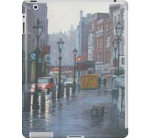 TOO WET TO BEG  iPad Case/Skin
