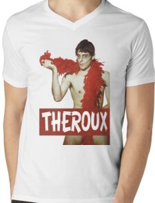 louis theroux Mens V-Neck T-Shirt