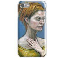 Bulgarian Girl #2 iPhone Case/Skin