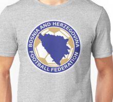 Bosnia & Herzegovina Football Unisex T-Shirt