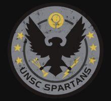 Spartan Patch Kids Clothes
