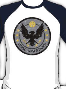 Spartan Patch T-Shirt