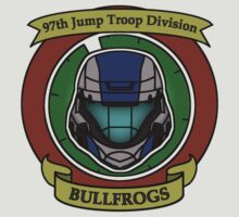 The Bullfrogs Insignia by Adho1982