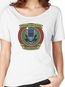 The Bullfrogs Insignia Women's Relaxed Fit T-Shirt