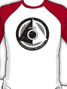 Halo Office of Naval Intelligence U.N.S.C. Logo T-Shirt