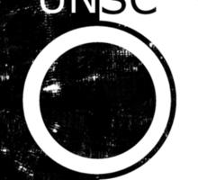 Halo Office of Naval Intelligence U.N.S.C. Logo Sticker