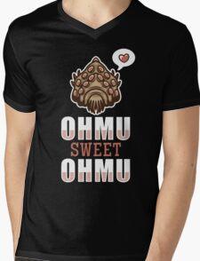 Gentle Giants Mens V-Neck T-Shirt
