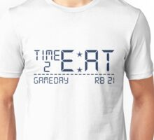 Time 2 EAT (Blue) Unisex T-Shirt