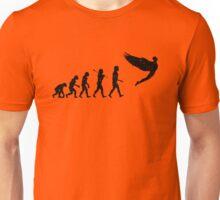 Homo Sapien Superior Worn Unisex T-Shirt