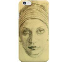Esquisse for portrait of Hrisa #2 iPhone Case/Skin