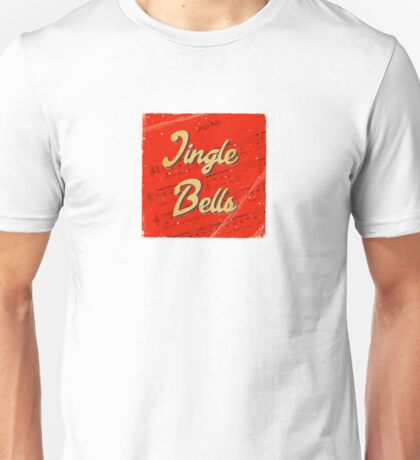 Jingle Bells #1 - A Hell Songbook Edition Unisex T-Shirt