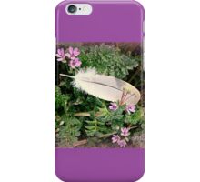 Feather Lite iPhone Case/Skin