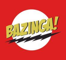 Bazinga by BrechtCav