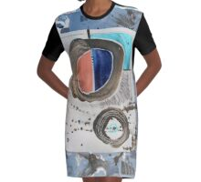 hope Graphic T-Shirt Dress
