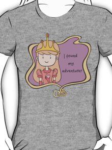 I Found My Adventurer - Princess Adventure Time T-Shirt