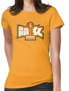 Keijo!!!!!!!! Cute Womens Fitted T-Shirt
