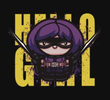 Hello Girl Kids Clothes