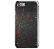 HARD KNOCKS (Damaged)  iPhone Case/Skin