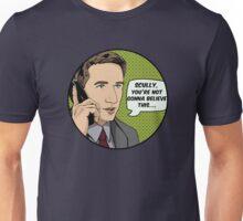 Pop Mulder Unisex T-Shirt