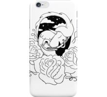 Jake & Lady Rainicorn  iPhone Case/Skin