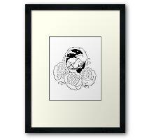 Jake & Lady Rainicorn  Framed Print