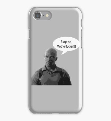 Surprise Motherfucker iPhone Case/Skin