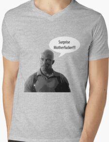 Surprise Motherfucker Mens V-Neck T-Shirt