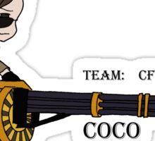COCO Form RWBY Sticker