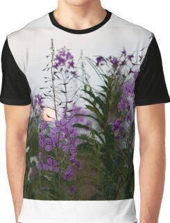 Willow-herb Graphic T-Shirt