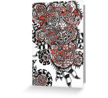 Epilepsy is dancing Greeting Card