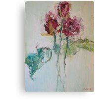 Tulips #1 Canvas Print
